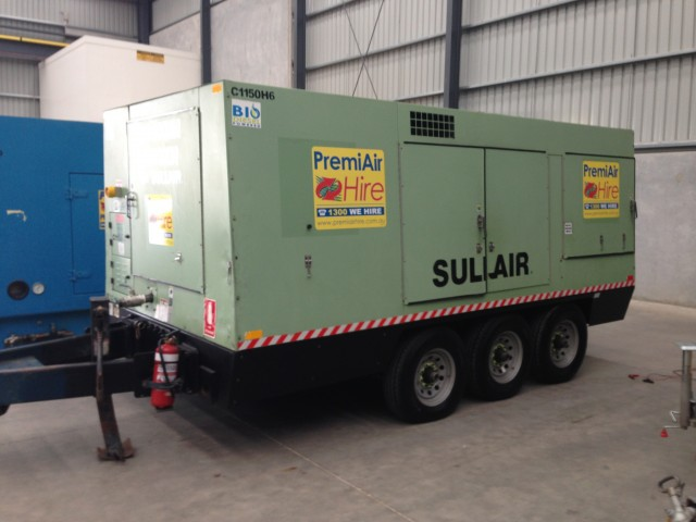 Sullair Compressors prices in Egypt