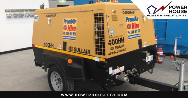 Air Compressors Services