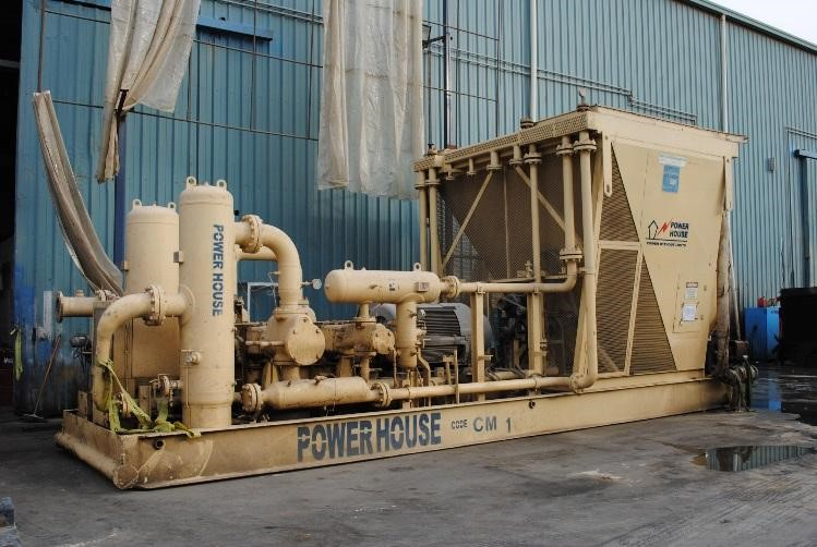 Gas Compressors in Egypt