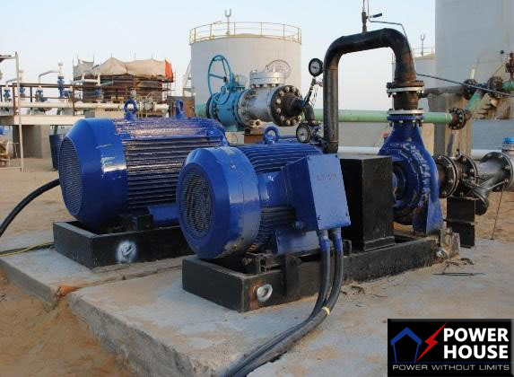 Pumping Services Rental in Egypt