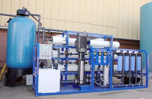 Water Treatment Services in Egypt