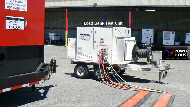 Electric Components and Load banks