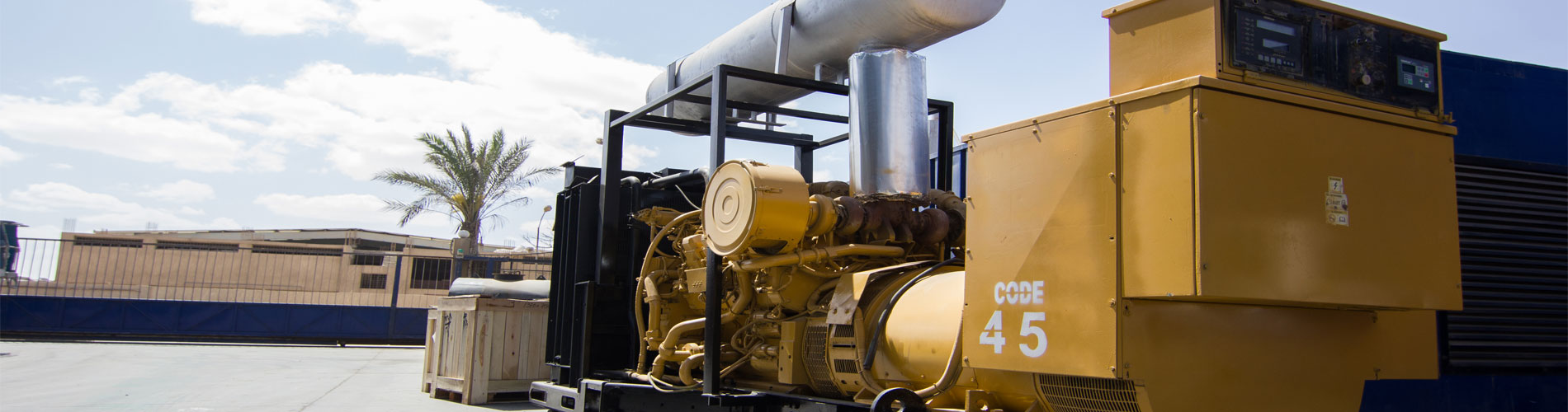 Power-Genset