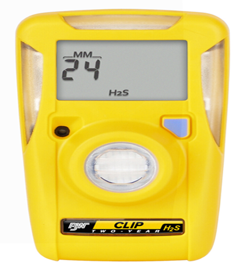 Work Environment Elevated Gases and Hazardous Gases Detection and Monitoring